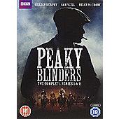 Peaky Blinders Series 1&2 (DVD Boxset)