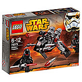 LEGO SW Shadow Troopers 75079