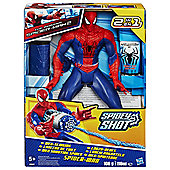 Spiderman Web Slinging Spiderman
