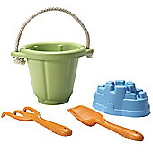 Green Toys SND01R Sand Play Set (Green)
