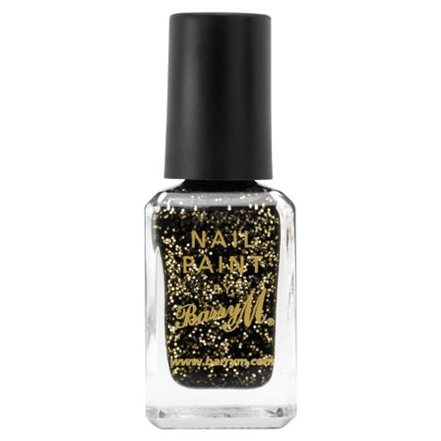 Barry M Jewel Glitter Nail Paint 355 - Gold Mine