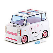 Moxie Girlz Art-titude ColorMe Car