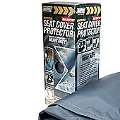 Universal Nylon Protective Van/Pick-Up Seat Covers Set
