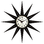 Jones Spike Wall Clock