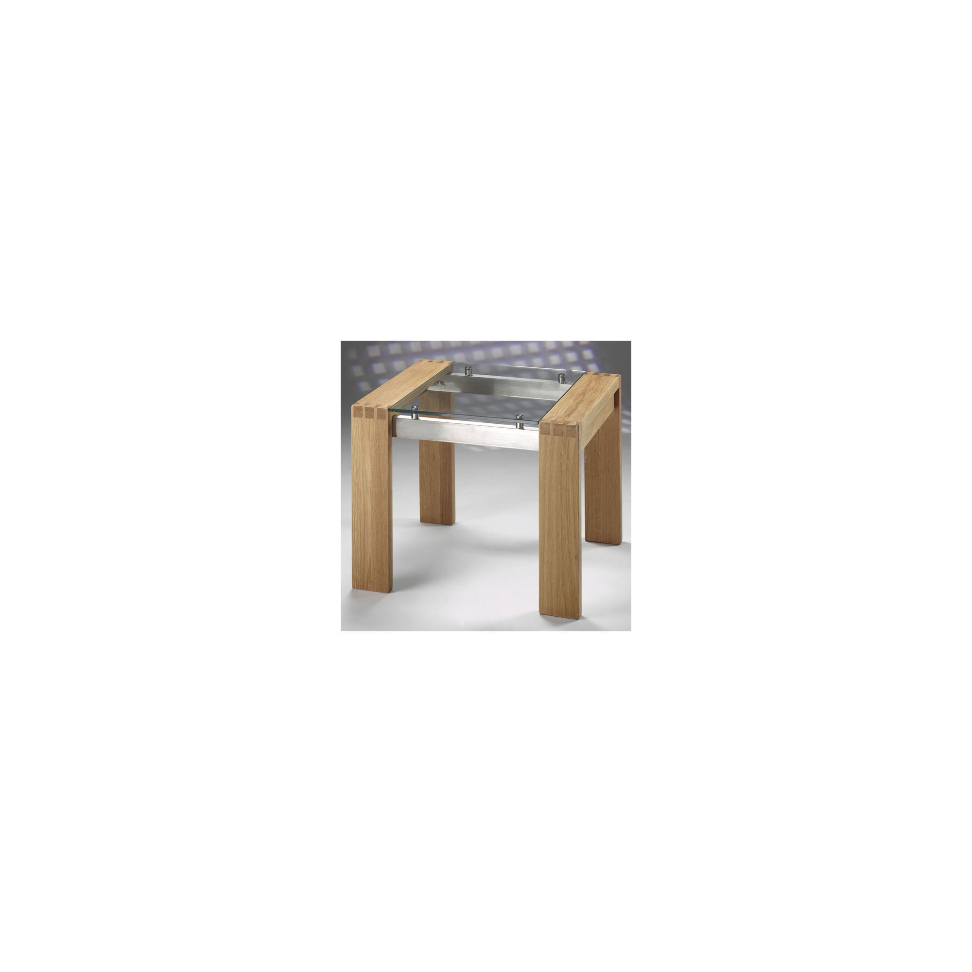 Mark Harris Furniture Roma Lamp Table - Oak at Tesco Direct
