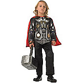 Thor 2 Deluxe - Child Costume 3-4 years