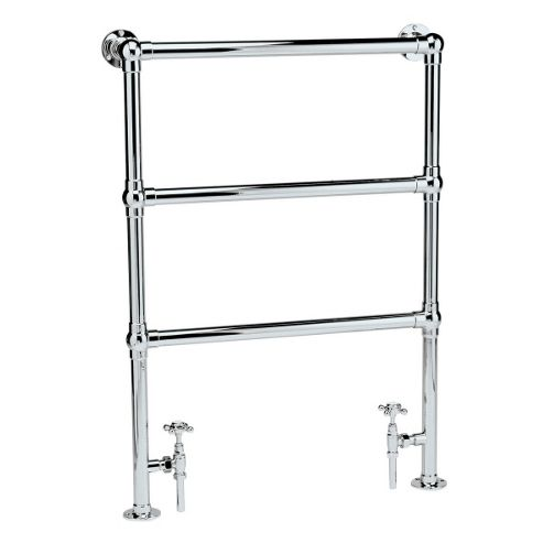 Ultra Cambridge Heated Towel Rail in Chrome
