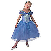Rubies - Cinderella - Child Costume 5-6 years
