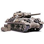 U.S Tank Destroyer M10 Mid Production - 1:48 Military - Tamiya