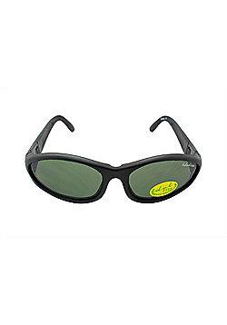 Idol Eyes Baby Wrapz 2 Sunglasses (Black)