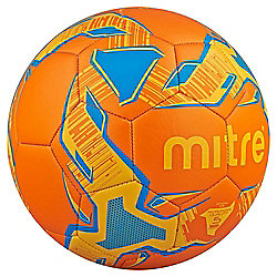 Mitre Final Size 5 Ball, Orange