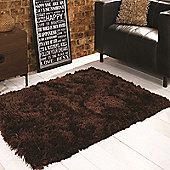 Sumptuous Brown 160x230 cm Rug