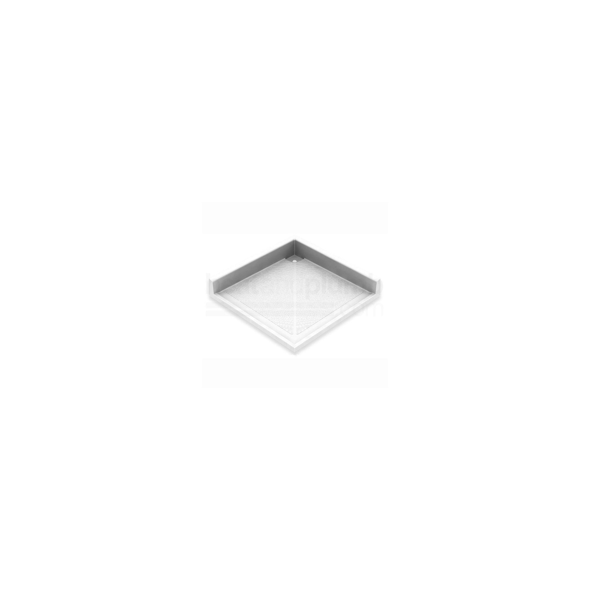 AKW Multi Spec Square Shower Tray 1050mm x 1050mm at Tesco Direct