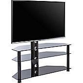 MMT SCB-61 Black Cantilever TV Stand
