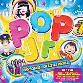 Pop Jr (Cd/Dvd)