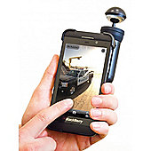 Bubblescope with BlackBerry Z10 Case
