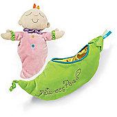 Snuggle Pods Sweet Pea Award Winner by Manhattan Toy 6m+