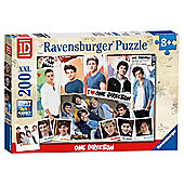 One Direction 200 Pc Xxl Puzzl