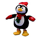 Festive 129065 Animated Xmas Dance Penguin 11In