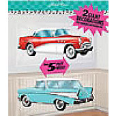 Rock 'n' Roll Classic Cars Add-Ons (2pk)