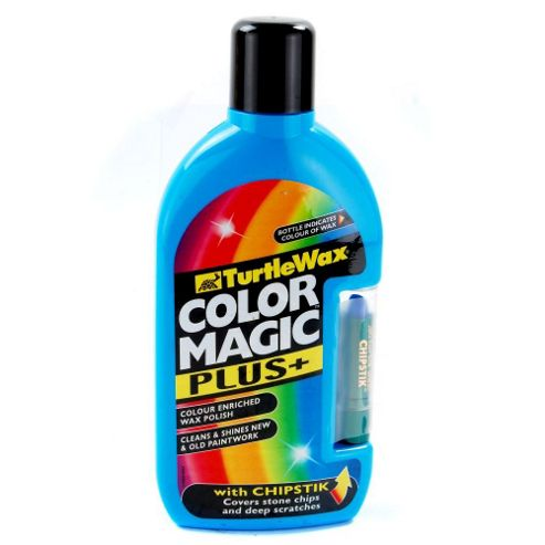 Color Magic Plus 500ml Light Blue