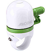 Acor Capsule Mini Bell: White/Green.
