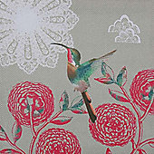 Artistic Britain Humming Bird by Libby McMullin Wall Art