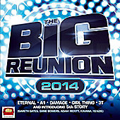 The Big Reunion 2014 (2Cd)