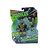 Teenage Mutant Ninja Turtles Mutations Mix & Match Metalhead