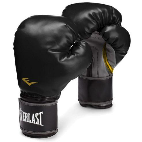 Everlast Classic Training Boxing Gloves - Black