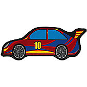 Racing Car Rug 50 x 130 cm
