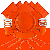 Orange Party Pack For 20