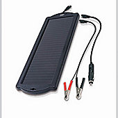Solar Power Battery Maintainer