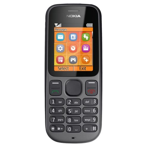 Nokia 100 Black