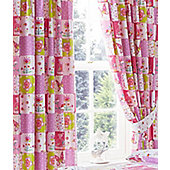 Patchwork Curtains 54s