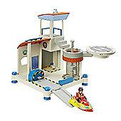 Fireman Sam's Ocean Rescue Playset