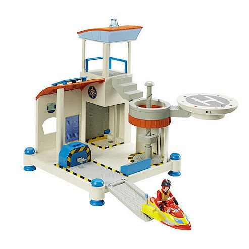 Fireman Sam's Ocean Rescue Playset