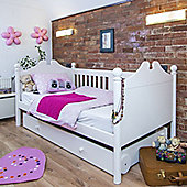 Vanilla Day Bed - White
