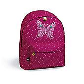 Children's Backpacks - Groovy Butterfly