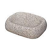 Mainstream by Aqualona Soap Dish - Sandstone