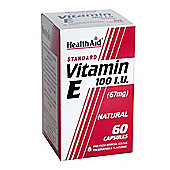 Vitamin E 100iu Natural