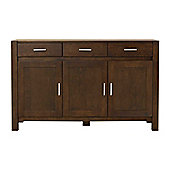 Mark Harris Verona Dark Oak Large Sideboard