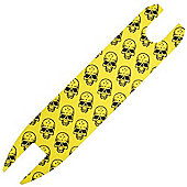 Madd Gear Madd Skulls Logo Scooter Grip Tape - Yellow