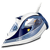 Philips GC4511/20 Azur Performer Plus Steam Iron - Blue & White