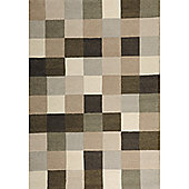 InRUGS Firenze Beige Tufted Rug - 290cm x 200cm (9 ft 6 in x 6 ft 6.5 in)