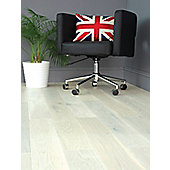 Westco 1 Strip Glueless Prussian White Oak FSC, Engineered Flooring
