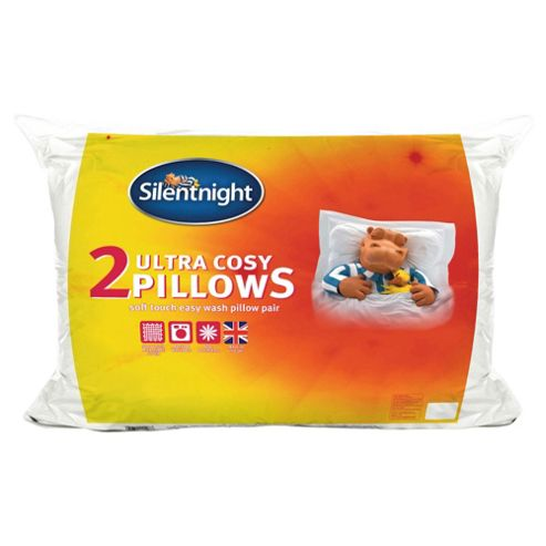 Silentnight Ultra Cosy Pillow 2 pack