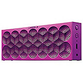 JAWBONE Mini Jambox Wireless Bluetooth Speaker - Purple Snowflake