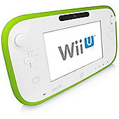 Cennett Silicone Gel Case For Nintendo Wii U GamePad Controller - Green