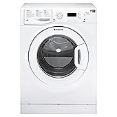 Hotpoint Aquarius WMAQF641P Washing Machine, 6Kg Wash Load, 1400 RPM Spin, A+ Energy Rating, White